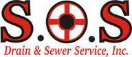 S.O.S Drain and Sewer Service, Inc. Logo