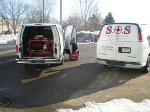 Commercial Drain Cleaning Services | SOS Drain & Sewer Minneapolis